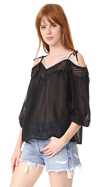 PAIGE Polly Blouse
