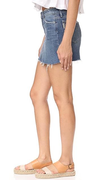 PAIGE Alethea Skirt