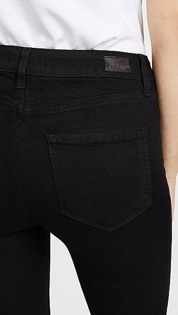 PAIGE Transcend Hoxton Ankle Jeans