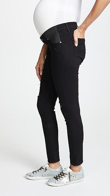 PAIGE Maternity Verdugo Ultra Skinny Jeans