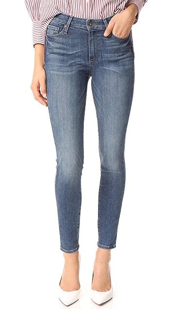 PAIGE Hoxton Transcend Vintage Ankle Jeans