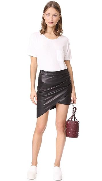 PAIGE x Rosie HW Fredrica Skirt