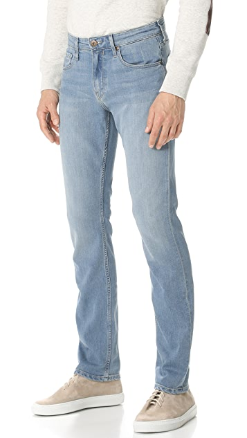 PAIGE Federal Roller Jeans