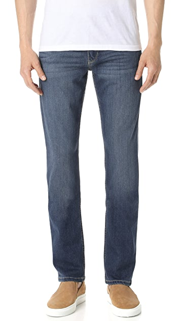 PAIGE Federal Birch Jeans