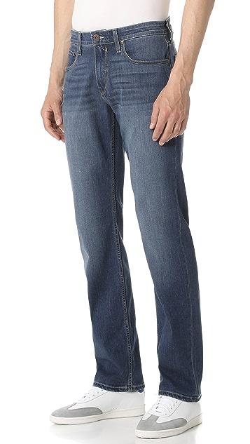 PAIGE Normandie Birch Jeans