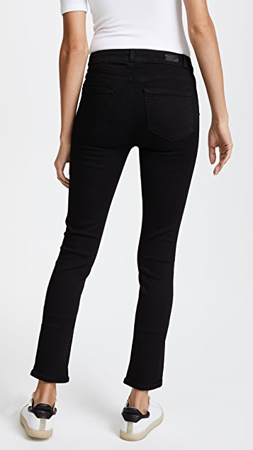 PAIGE High Rise Transcend Kylo Jeans