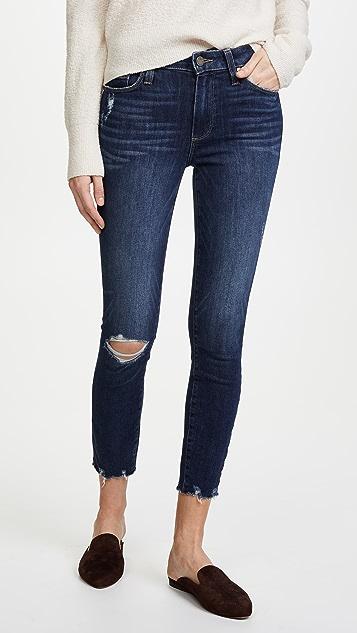 PAIGE Hoxton Crop Jeans