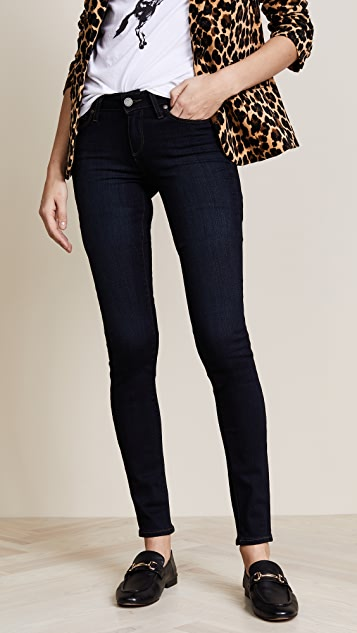 PAIGE Leggy Ultra Skinny Jeans