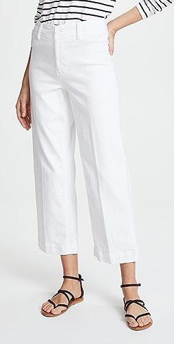 PAIGE - Nellie Culotte Jeans