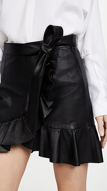 PAIGE Nivelle Skirt