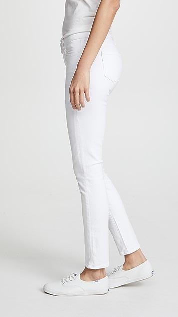 PAIGE Skyline 及踝紧身牛仔裤