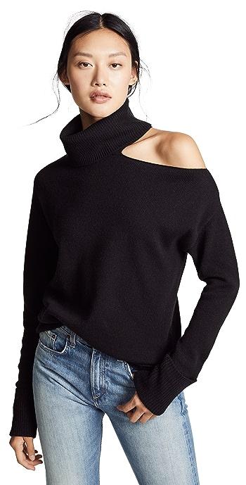 PAIGE Raundi Sweater - Black