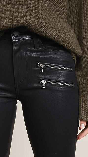 PAIGE High Rise Edgemont Jeans