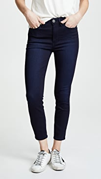 Margot High Rise Crop Skinny Jeans