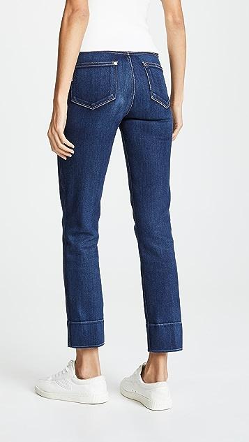 PAIGE Hoxton Slim Cigarette Jeans