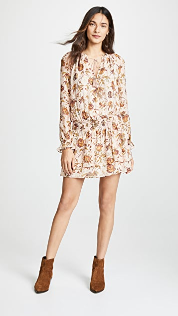 PAIGE Lemay Silk Dress