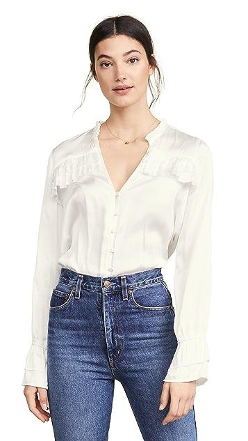 PAIGE Anguilla 女式衬衫