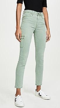Hoxton Cargo Skinny Jeans