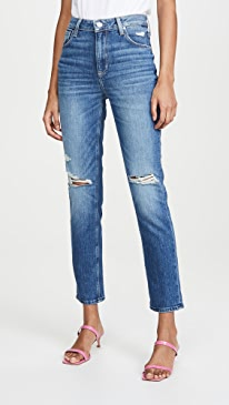 Sarah Destructed Slim Jeans