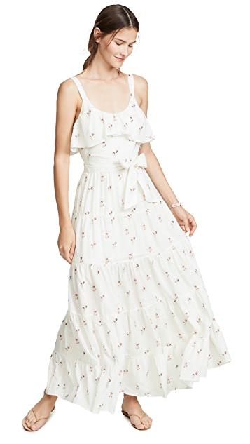 PAIGE Макси-платье Tevin