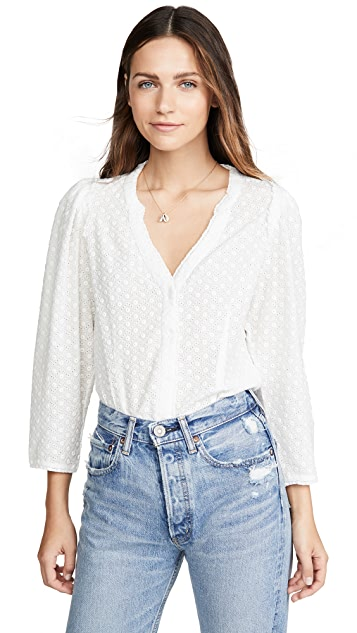 PAIGE Alanie 女式衬衫