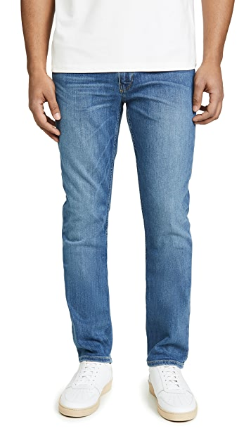 PAIGE Federal Jeans in Cartwright Wash