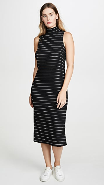 PAIGE Danisha Midi Dress