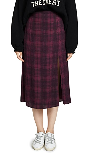PAIGE Delfina Skirt