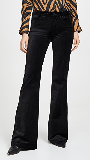 PAIGE Genevieve Flare Pants