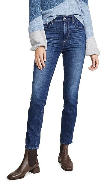 PAIGE Узкие джинсы Sarah