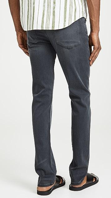 PAIGE Lennox Slim Jeans in Sheldon Wash