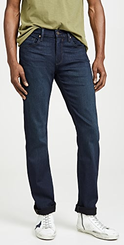 PAIGE - Federal Slim Jeans in Russ Wash