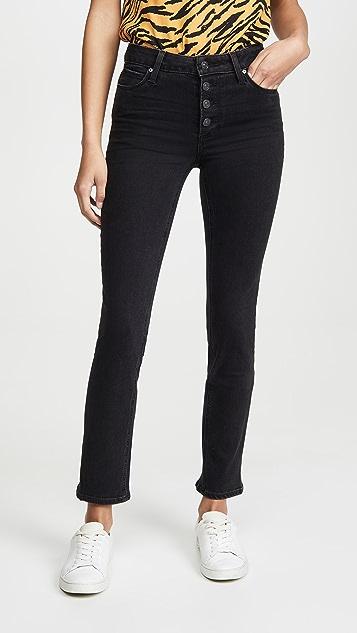 PAIGE Узкие джинсы Hoxton