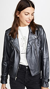 Ashby Leather Jacket