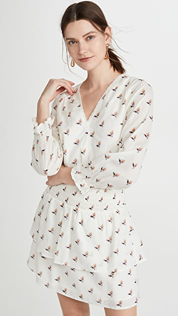 PAIGE Serrano 连衣裙