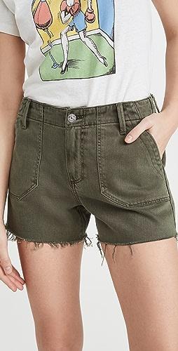 PAIGE - Mayslie 实用短裤
