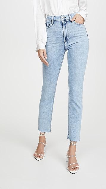 PAIGE 高腰 Cindy 牛仔裤