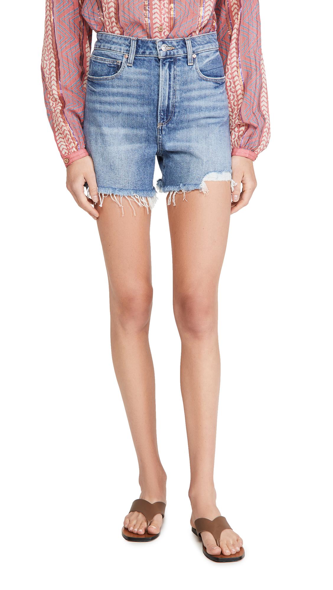 PAIGE Dani High Waisted Shorts