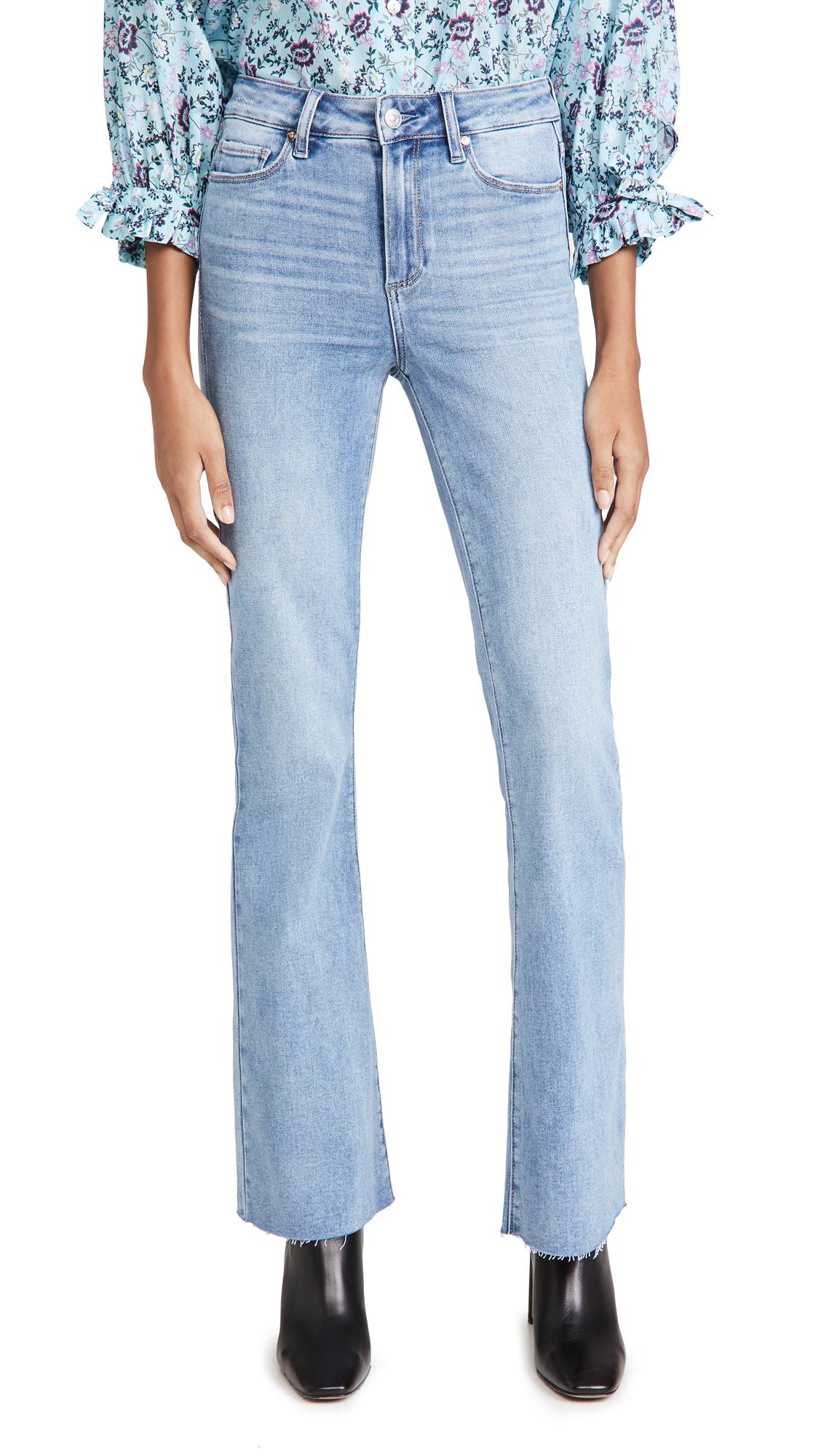 PAIGE High Rise Laurel Canyon Jeans