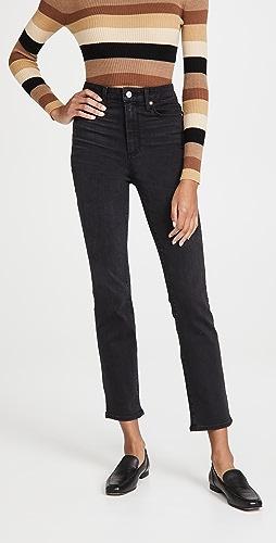 PAIGE - 超高腰牛仔裤