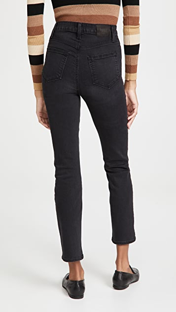 PAIGE 超高腰牛仔裤