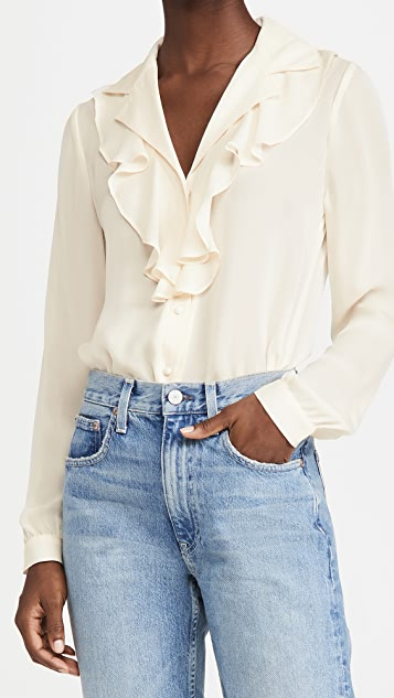 PAIGE Jennie 女式衬衫
