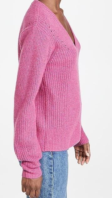 PAIGE Kamila 开司米羊绒毛衣