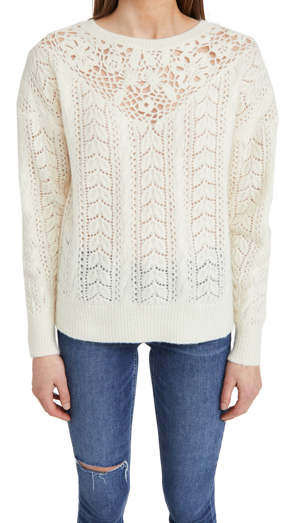 PAIGE Ruby Sweater
