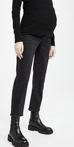PAIGE - Maternity Noella Straight Jeans
