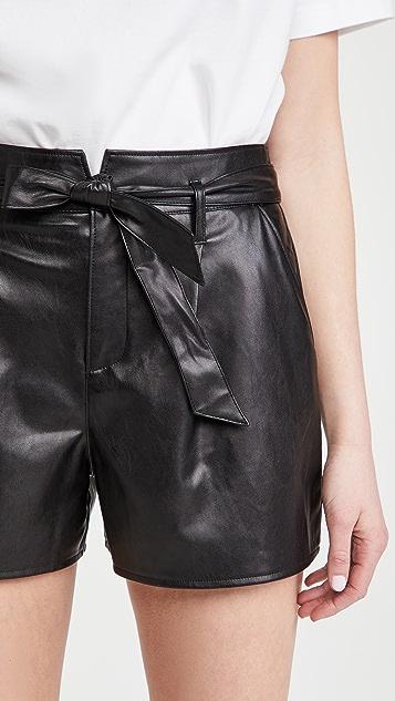 PAIGE Melila 短裤