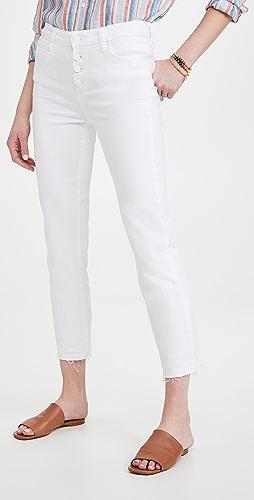 PAIGE - Cindy Crop Jeans