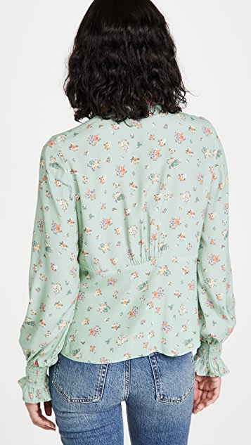PAIGE Pepper 女式衬衫