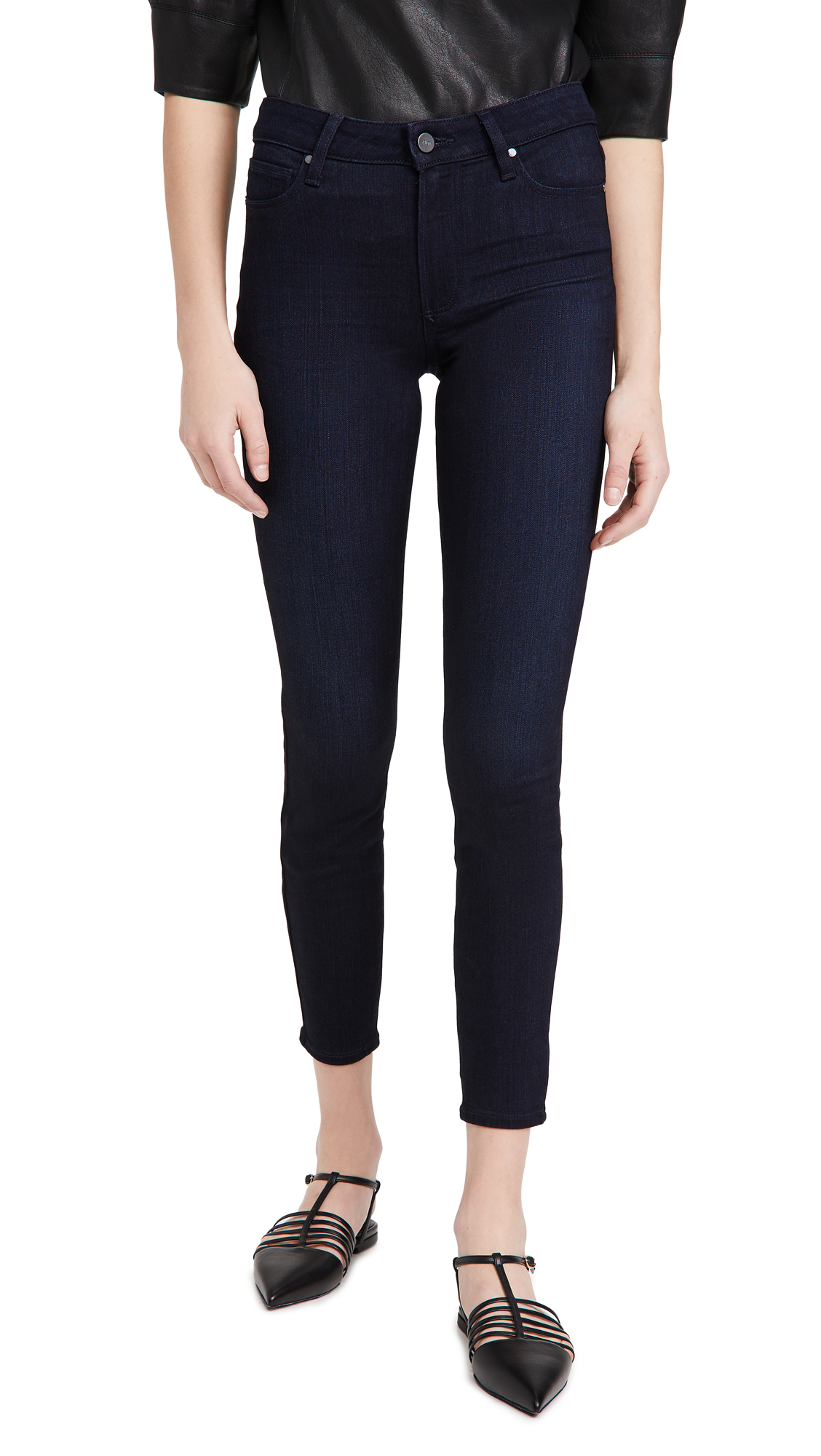 PAIGE High Rise Muse Lana Jeans
