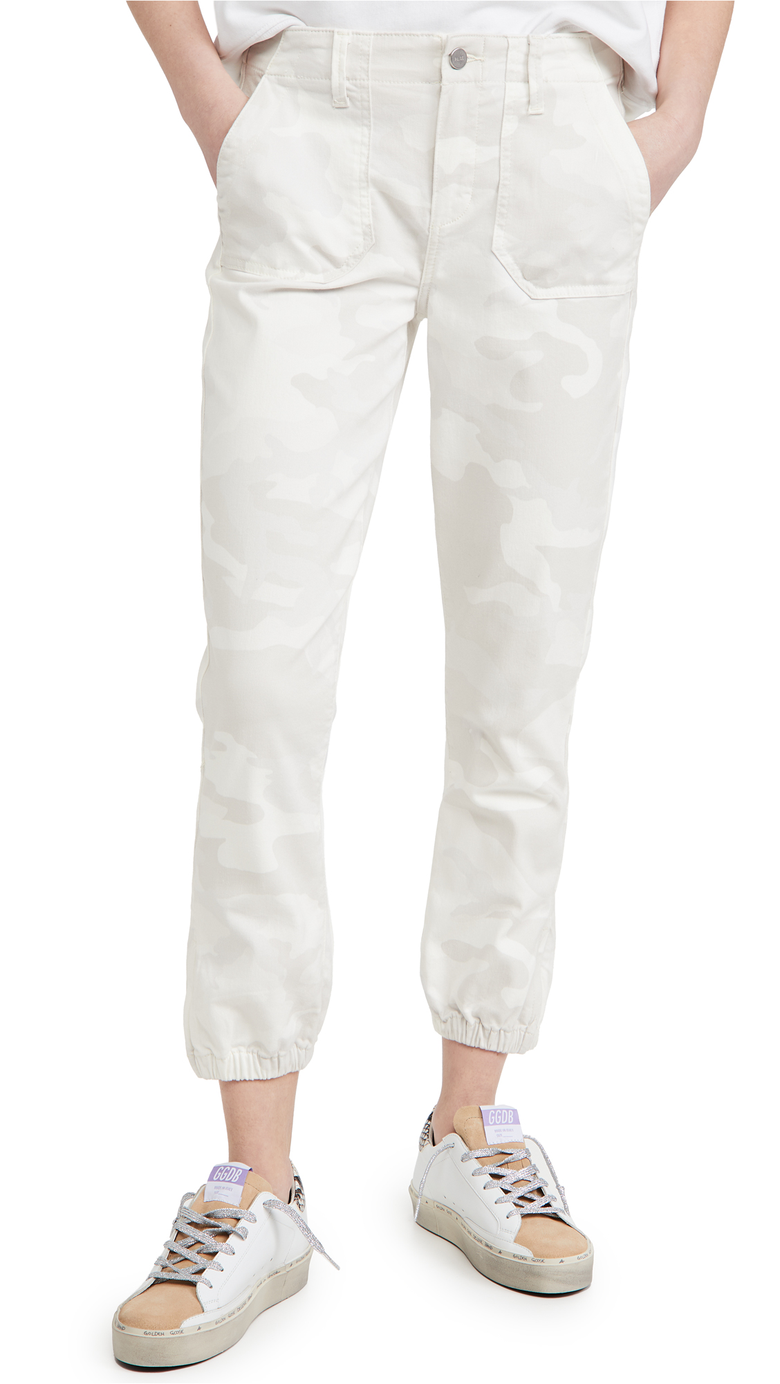 Paige Cropped jeans MAYSLIE JOGGERS